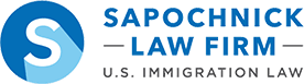 Logo of Law Offices of Jacob J. Sapochnick, U.S. Immigration Law